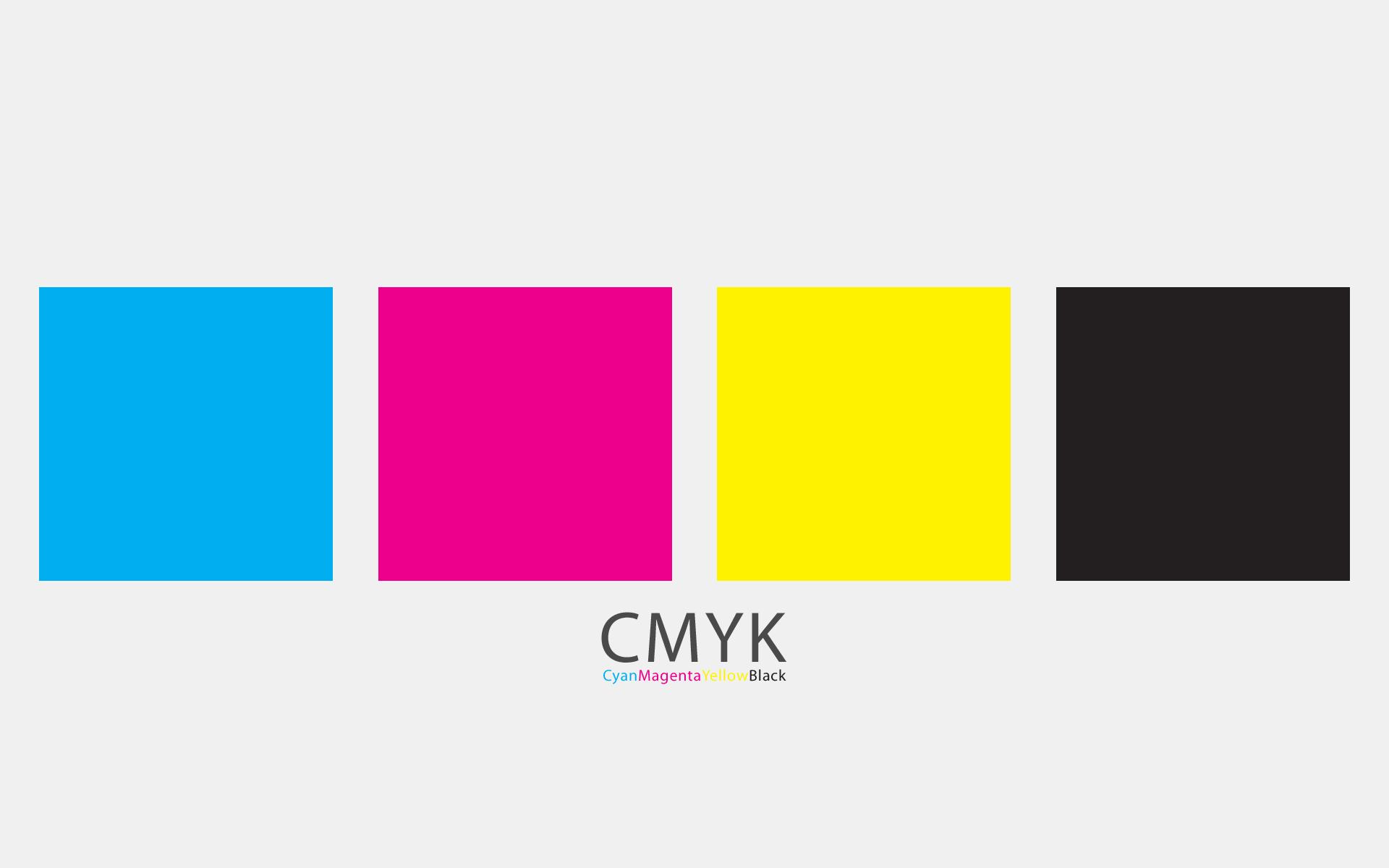 Kolory CMYK